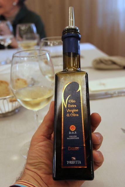 Olio extravergine d'oliva Diesis Torretta