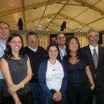 Il gruppo si presenta al Vinitaly (Foto Giulia Cannada Bartoli)