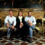 Generoso, Erminia e Roberto Di Meo