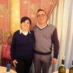 Gabriella Ferrara e Stefano Di Marzo