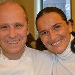 Heinz Beck e Marzia Buzzanca (Foto di Ilaria Pipola)