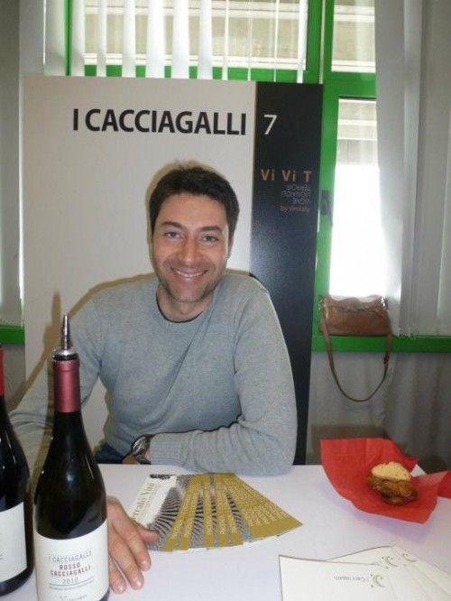 Mario Basco, I Cacciagalli