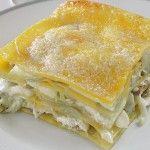Lasagna bianca di carciofi (Foto di AssuntaPecorelli)