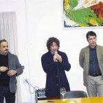 Roberto De Viti, Enrico Cerulli Irelli e Andrea Beccacci
