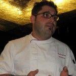 Lo chef Salvatore Bianco