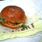 Bouchon Bakery - Smoked Salmon Sandwich