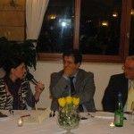 Da sinistra: Marina Alaimo, Luciano Pignataro, Lino Carparelli