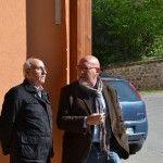 Bruno De Conciliis con Enrico Malgi