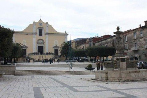 Cerreto Sannita - Piazza San Martino