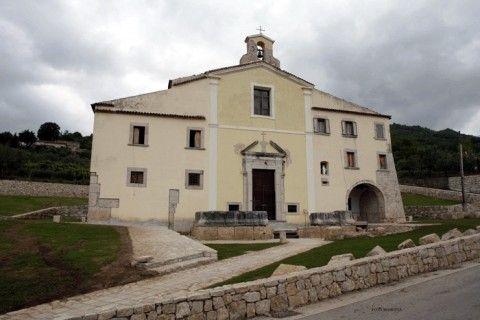 L'antica chiesa della Madonna della Libera (foto Masotta)