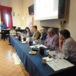 Rita Abbagnale, Oto Tortorella, Marina Alaimo, Luciano Pignataro, Nicola Di Iorio e Giacomo Pastore
