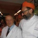 Roberto Liberati con il papà Emilio