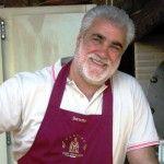 Berardino Lombardo chef e patron dell'Agriturismo Il Contadino