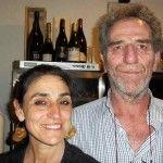 Paola Ricciardelli e Massimo Baroni