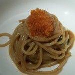 Lo spaghetto mantecato di mare di Pipero al Rex
