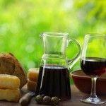 Vino, pane e formaggio - foto fonte web