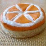 Biscotto arancia