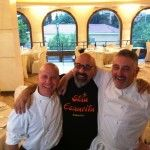 Paolo Cacciani, Arcangelo Dandini e Massimo Pulicati