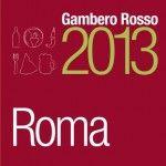 Copertina Guida Gambero Rosso 2013