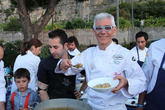 Festa a vico 2012 i piatti e gli chef della strepitosa serata finale luciano pignataro wine - Paolo teverini bagno di romagna ...