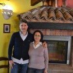 Francesco Barra e la moglie Lucia Patrone