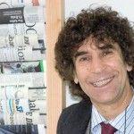 Il nuovo titolare dell'ex-Gambero, un po'Stefano D'Orazio dei Pooh, un po' Patrizio Oliva