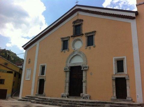 Pietraroja - Chiesa parrocchiale