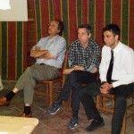 Nicolas Joly, Fabio Luglio, Marco Ricciardi
