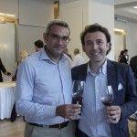 Vincenzo Mercurio con Mimmo Gagliardi
