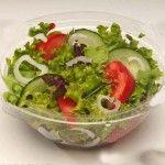 Una insalata - foto fonte web