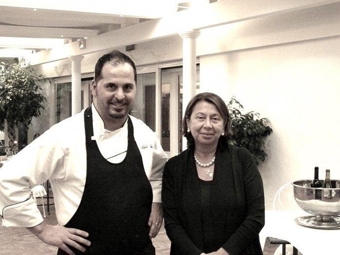 Michele Deleo e Paola Ravellesi