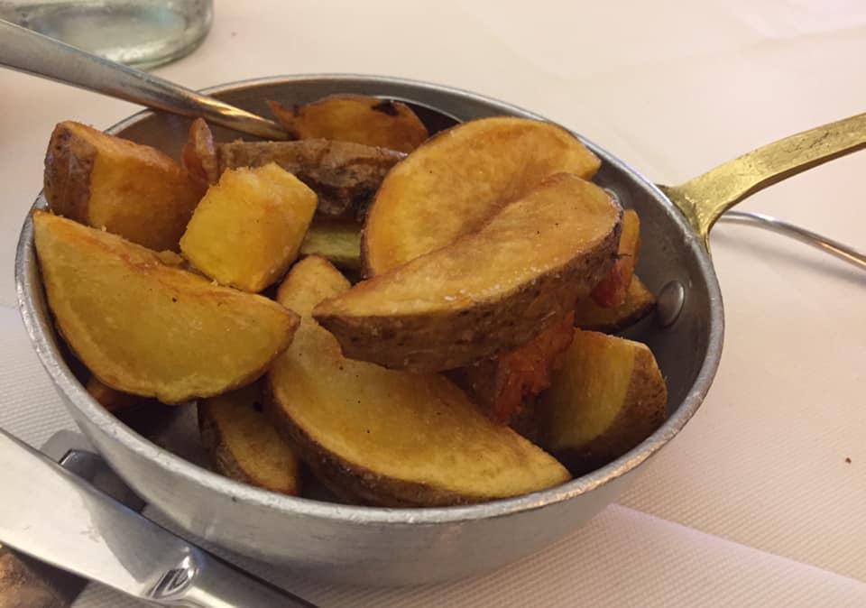 La Bettola del Gusto, patate fritte