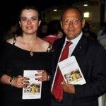 Pasquale D'Acunzi con Nunzia Gargano