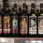 Vino di Hitler al supermercato con Giovanni Paolo II