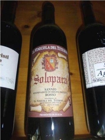 L'etichetta storica del Solopaca