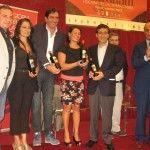 I vincitori del quinto premio Amodio Pesce
