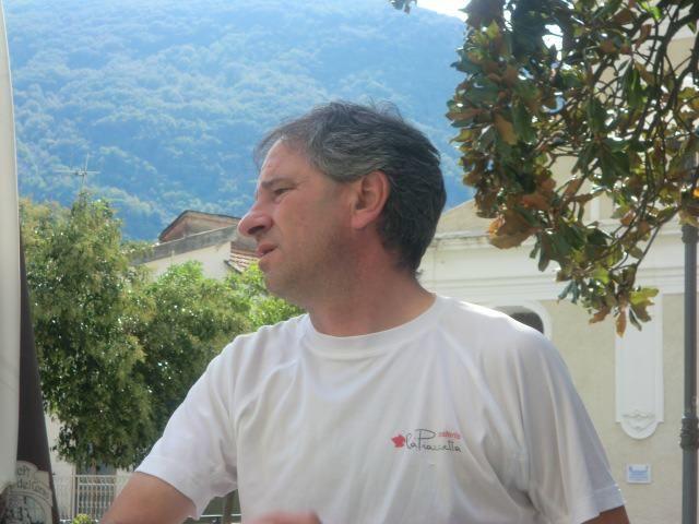 Valle dell'Angelo, Cilento. Osteria La Piazzetta - Luciano Pignataro Wine&Food Blog