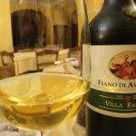 Fiano di Avellino di Villa raiano (Foto Lello Tornatore)