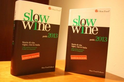 La veste 2013 di Slow Wine