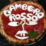 La pizza tapiro che domani Gino Sorbillo offrirà a Paolo Cuccia