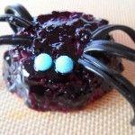 Ragno dolce per halloween
