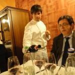 Arcangelo Gargano tra Giovanni Molettieri e Luciano Pignataro