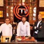 I tre giudici di Masterchef Italia