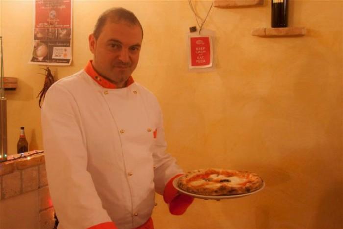 lo chef Raffaele Romano
