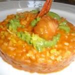 risotto pomodoro e basilico