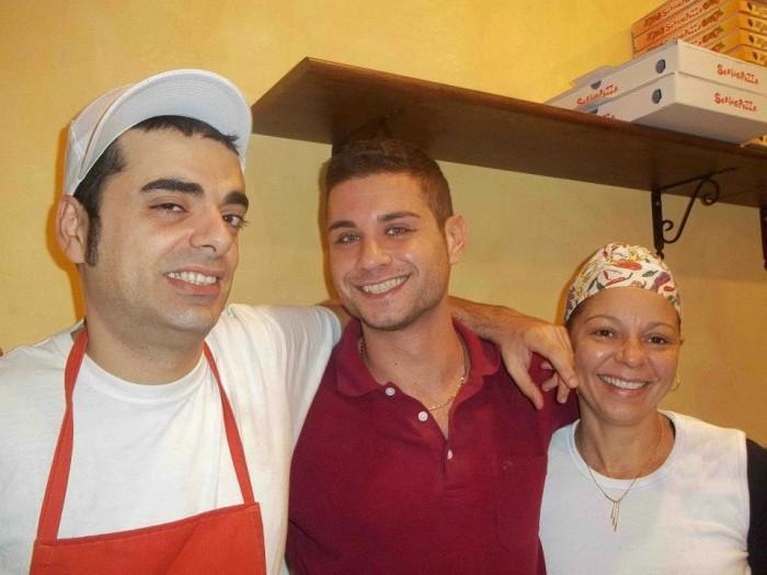 Serenella, lo staff