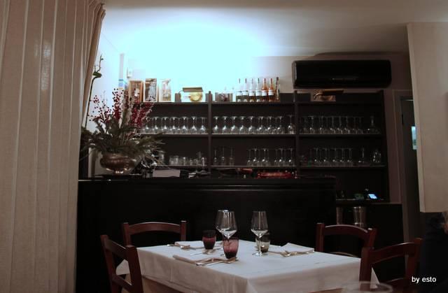 Amaltea. Il ristorante metro-fusion a Milano