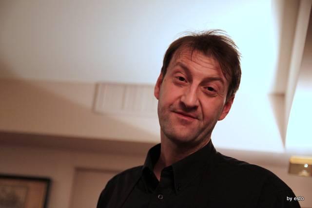 Paolo Regondi maitre e proprietario