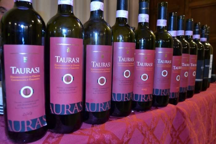 Contrade di Taurasi, alcune annate di Taurasi