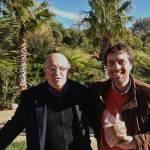 Il produttore Mario Arlia e Nicola Fiorita